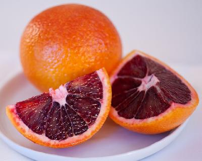Citrus sinensis (Blood Orange)
