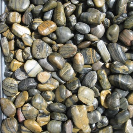 Tiger Stripe Pebbles