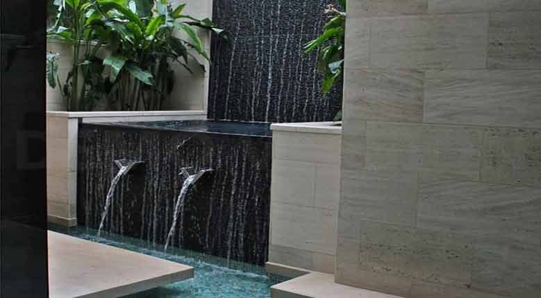 Water Feature contractors and companies in Dubai, UAE